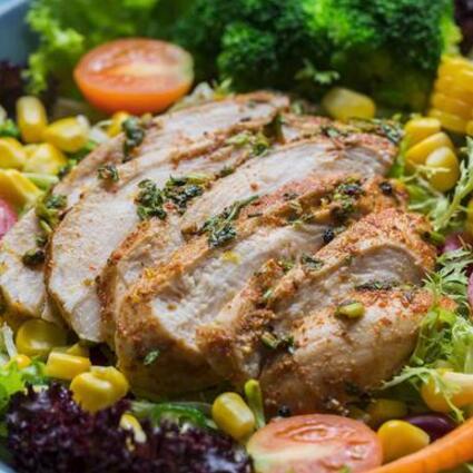 鸡胸肉减肥餐做法,减肥瘦身党必备!